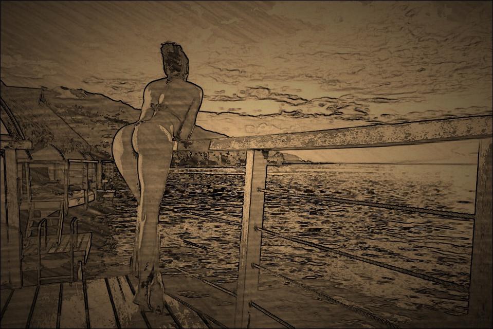 ✨Nature of beauty✨ #interesting #nature #beach #riverside #girls #hotgirls #sexy #hottie #beautifypicsart #art #photography #summer  #FreeToEdit