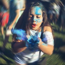 colorful colorsplash holifest color festivaldascores