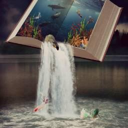 wapshowmethesea showmethesea book fish twilighteffect
