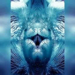 freetoedit blues mirrored squared blur