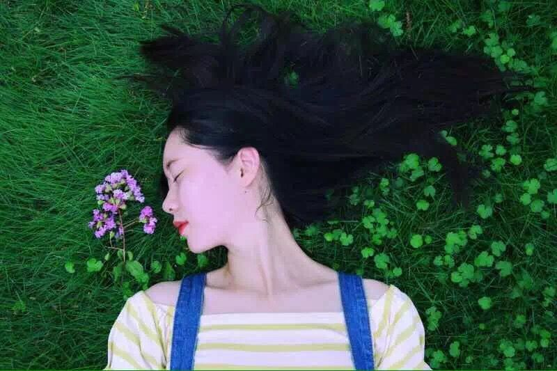 #flower #girl #freetoedit    Do you like it?