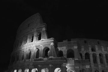 aliveatnight rome roma italy colosseum freetoedit