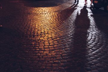 aliveatnight reflections road cobblestones cobblestone freetoedit