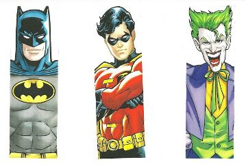 freetoedit batman robin joker