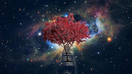 art universe edit nature surreal