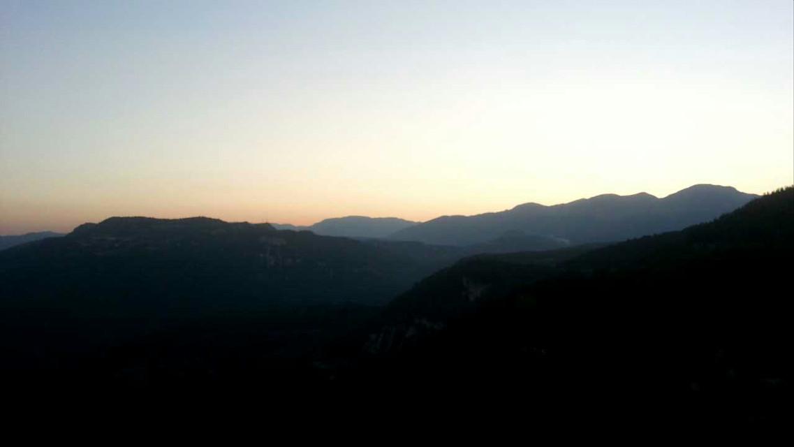 #freetoedit  #nature #photography #travel  #sunset #mountain  #beautifulview  #thesetoftheday #sky