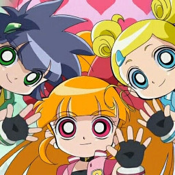 powerpuffgirls ppg ppgz ppgblossom ppgbubbles freetoedit