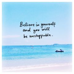 beliveinyourself