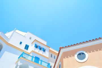 freetoedit blue sky background building